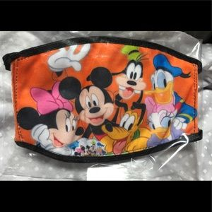 Disney-style Mickey & Friends Face Mask